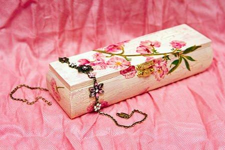 dekupaž kutija
