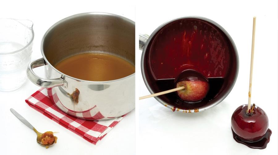 Karamelizovane jabuke