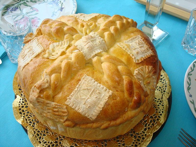 Slavski kolač 1