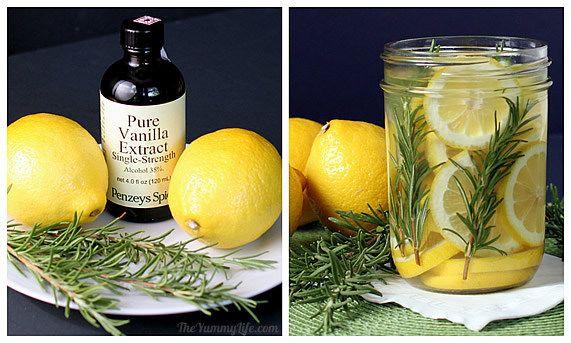 osveživač od limuna