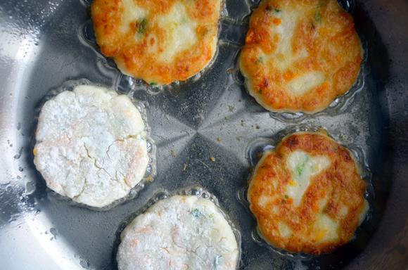 krompir pljeskavice pečenje