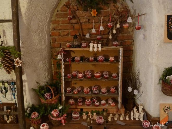 novogodišnji ukrasi jabuka dekoracija