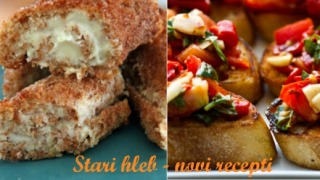 Stari hleb - novi recepti