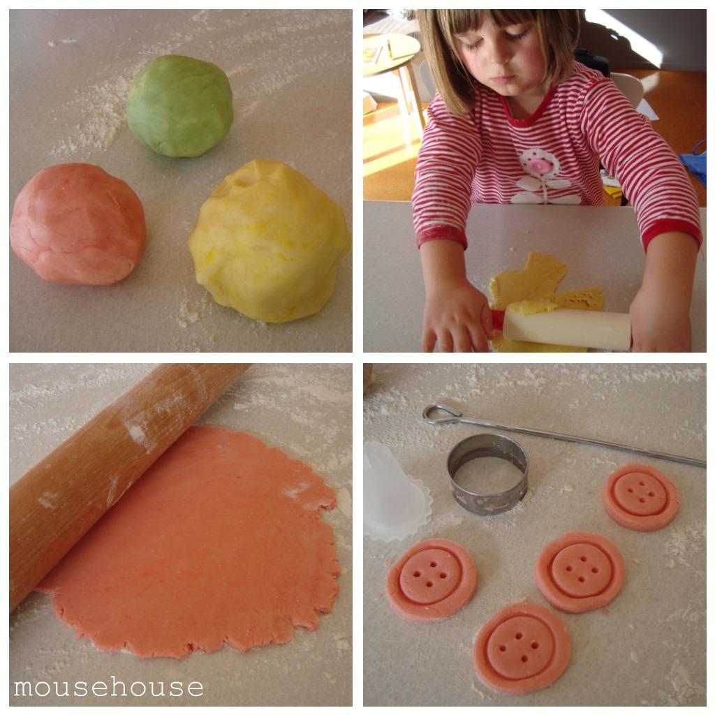 posni kolači-dugmići