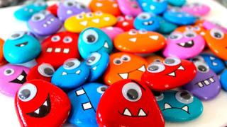 Magneti za frižider - zabava sa kamenjem