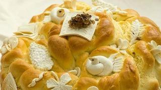 slavski kolač - ukrašavanje