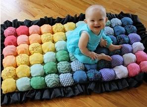 Ćebe za bebe-uradi sam: uputstvo.