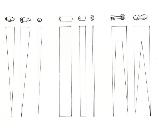 Nakit od papira - perle od papira 7