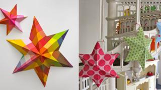 Novogodisnje zvezde kreativne ideje