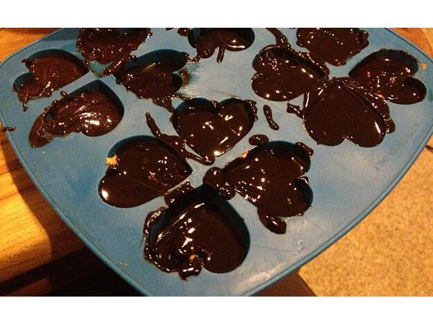 Desert: domaća čokolada-recept.