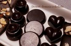 Desert: domaća čokolada