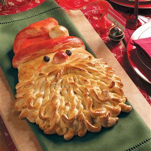 Hleb zlatni Deda Mraz