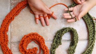 Pletenje prstima