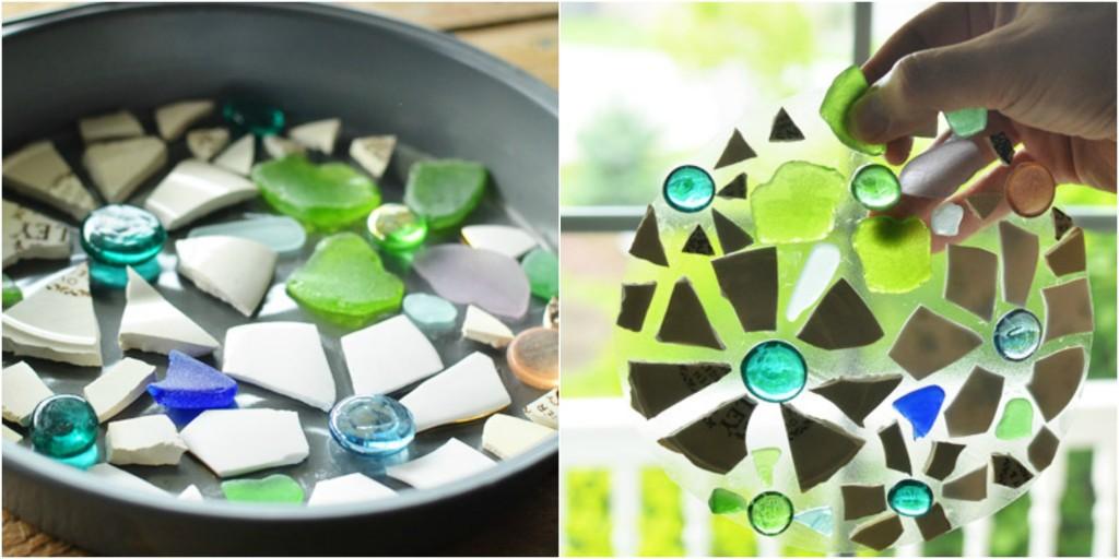 Dekorativno kamenje - DIY (uradi sam): treći korak.