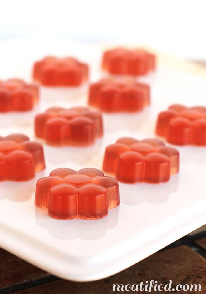 Domaći gumeni bomboni od hibiskusa - DIY (uradi sam).