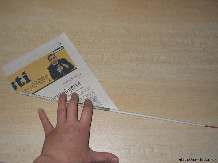 korpa od papira 3