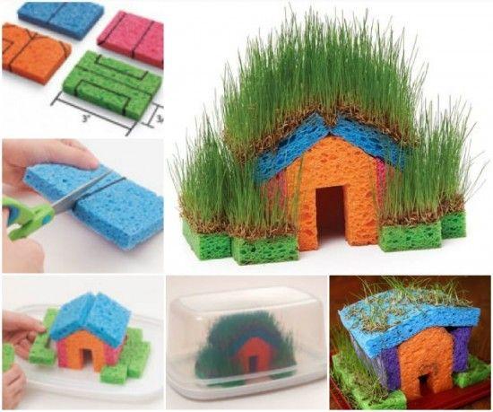 Kućica od trave