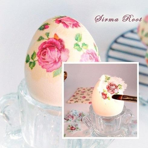 uskršnja jaja dekupaž3
