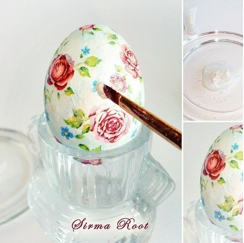 uskršnja jaja dekupaž4