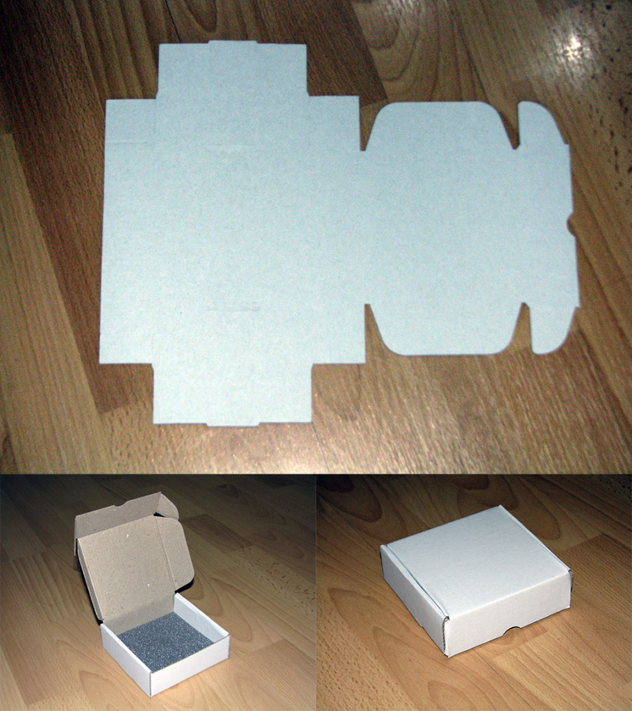 Kartonska kutija - srednja