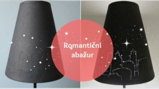 romantični abažur