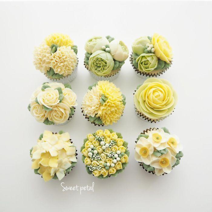 dekoracija-torte-žuto-cveče