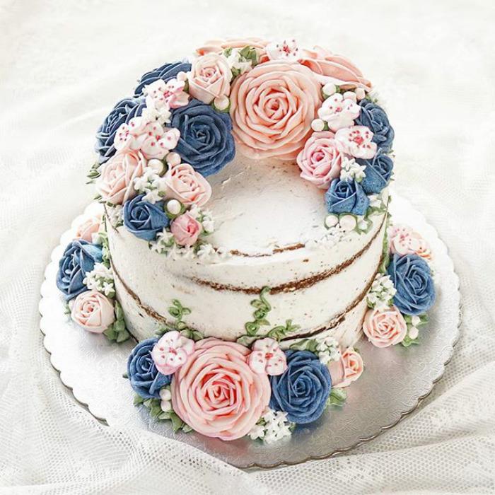 dekoracija-torte-cveće1