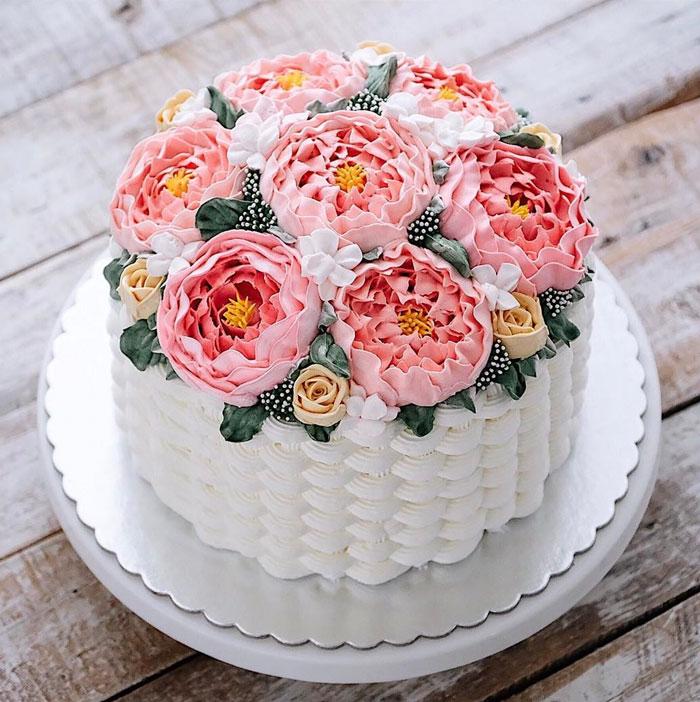 dekoracija-torte-cveće2