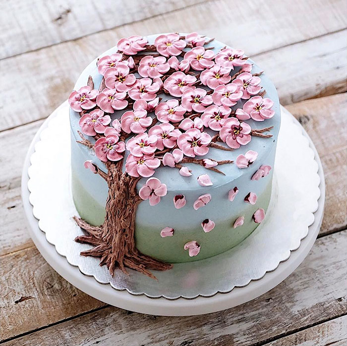 dekoracija-torte-trešnjin-cver
