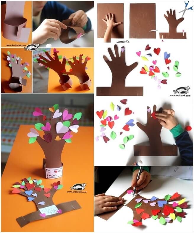 kreativne-prolecne-ideje-za-decu-drvo
