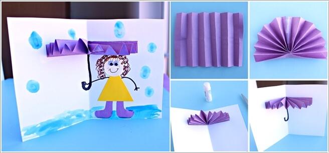 kreativne-prolecne-ideje-za-decu-kisobran